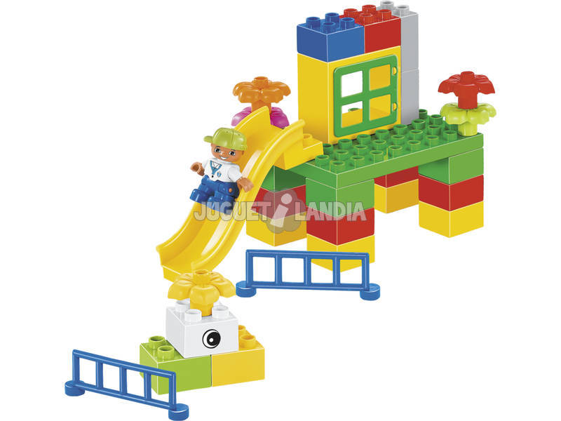 Balde Blocos de Construção 75 Peças