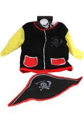 Maschera Pirata Bebè Taglia L