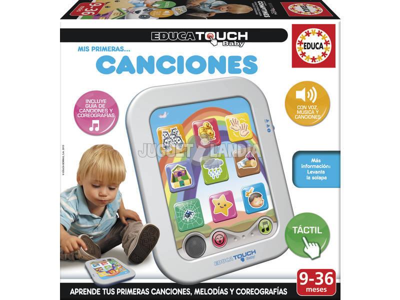 Educa Touch Baby Mis Primeras Canciones