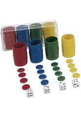 imagen Accesorios parchis-oca 4 jugadores