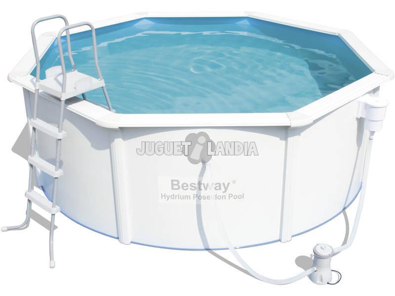 Piscina Poseidon 366x122 Cm Bestway 56292