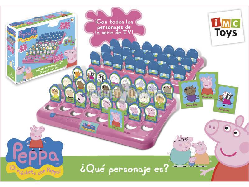 Peppa Pig indovina che personaggio è