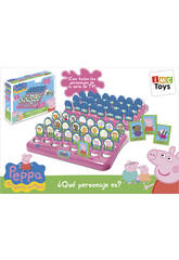Peppa Pig Rate, welche Person es ist