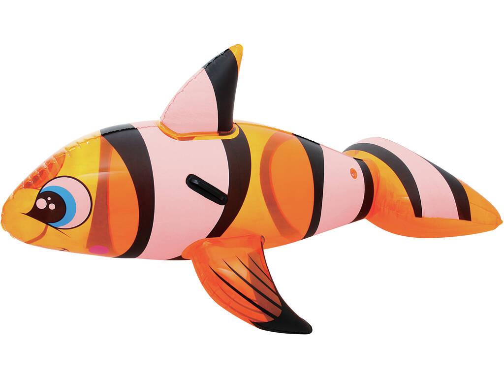 Peixe Palhaço Insuflável 157x94 cm