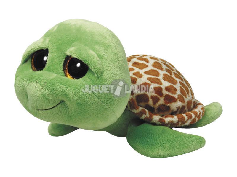 Tartaruga verde Zippy de pelúcia