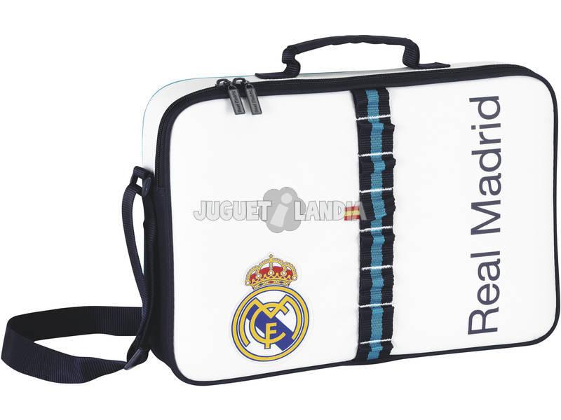 Cartella Extrascolastiche Real Madrid