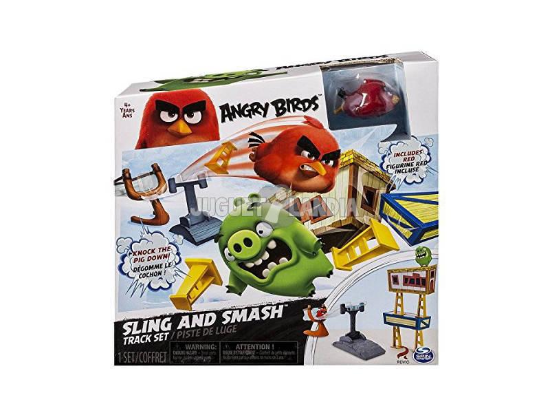 Angry Bird Pista Lanciatrice