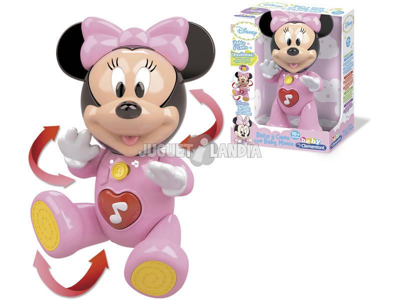 Baila y canta con Baby Minnie