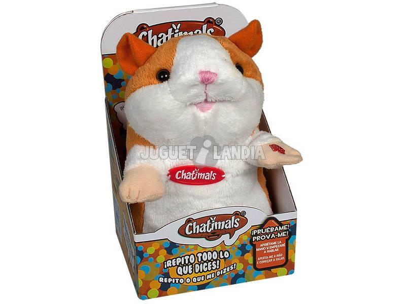 Chatimal Hamster Marrón