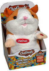Chatimal Hamster Marron
