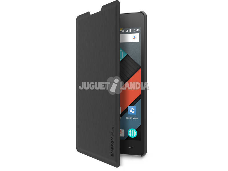 Energy Phone Cover Max 4G Black
