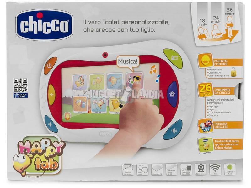 Happy tab juguetilandia for Happy tab chicco microfono