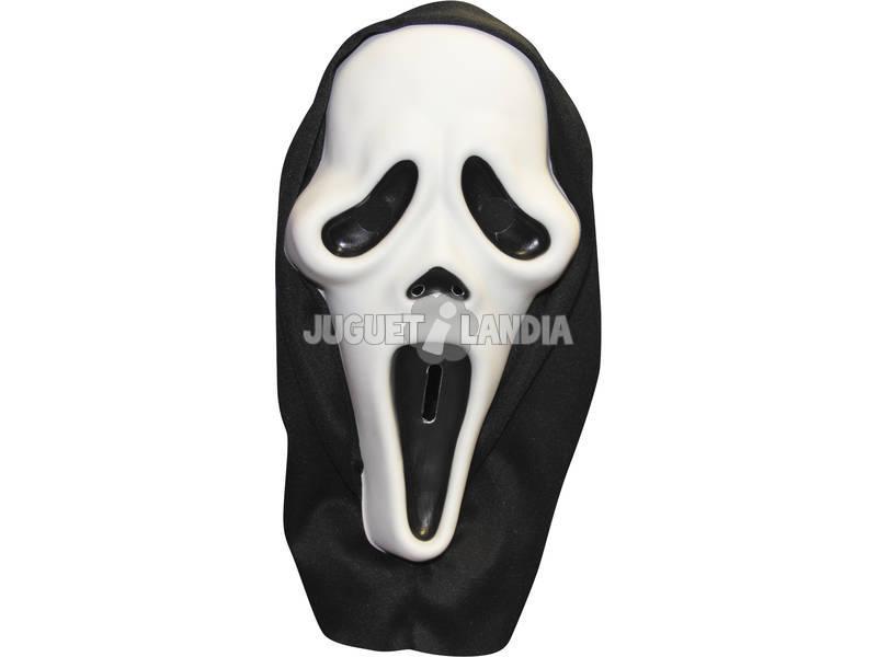 Máscara Scream Capuz Rubies S5092