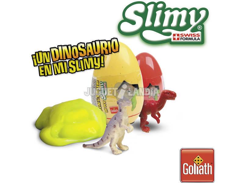 Slimy huevos de dinosaurio
