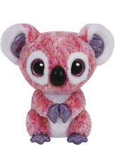 Peluche Kacey Koala Rosa 15 cm