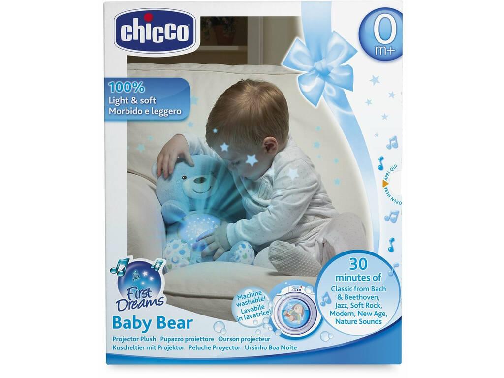 Projector Baby Bear Azul
