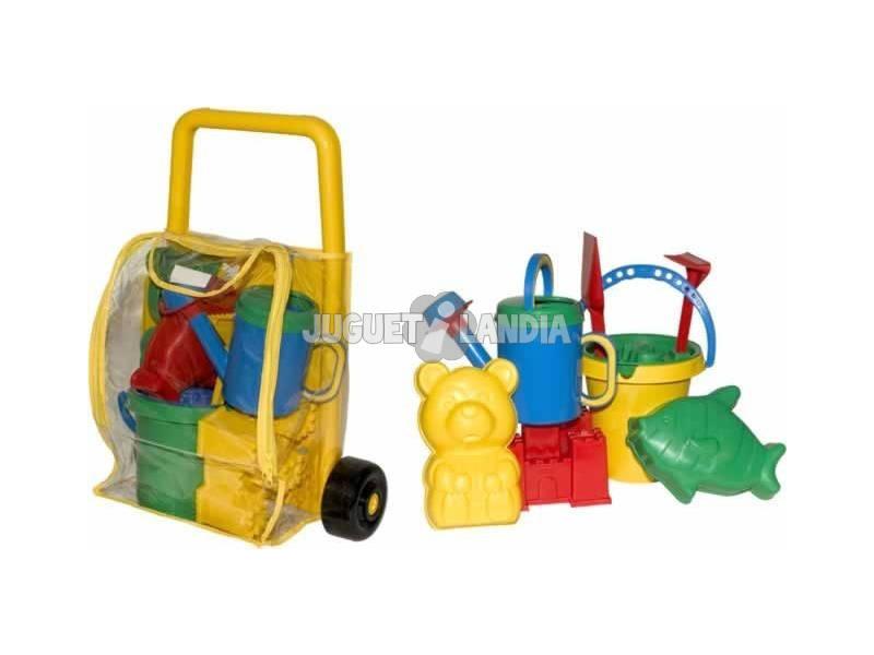 Trolley accessori playa