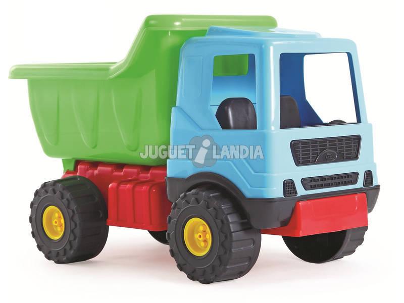 Camión Volquete Multicolor