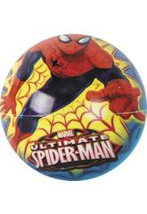 Palla da 15 cm. Spiderman Ultimate Mondo 1320