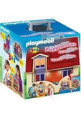 Playmobil  maison de poupées malette