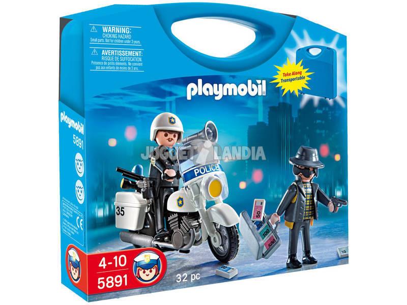 Playmobil Malette Police