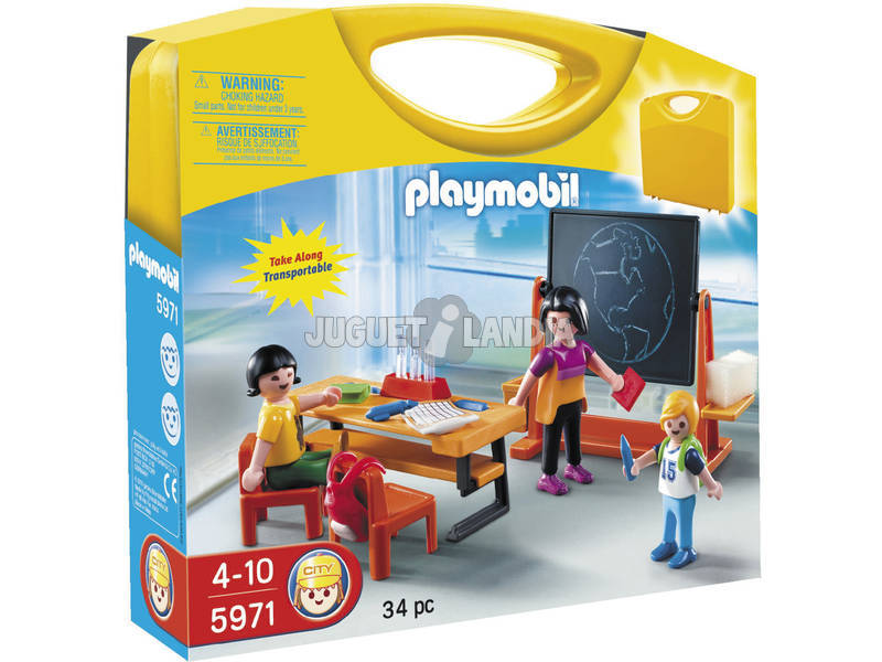 Playmobil Mallette collège