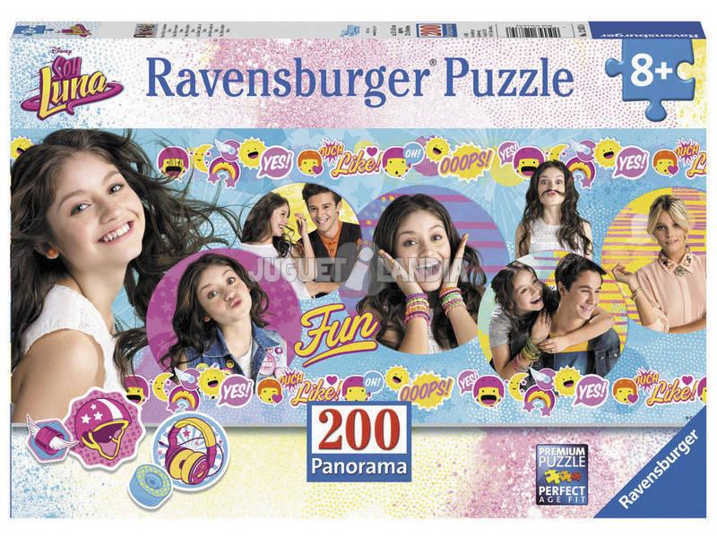 Puzzle XXL Soy Luna 200 Peças