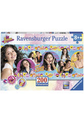 Puzzle XXL Soy Luna 200 Piezas