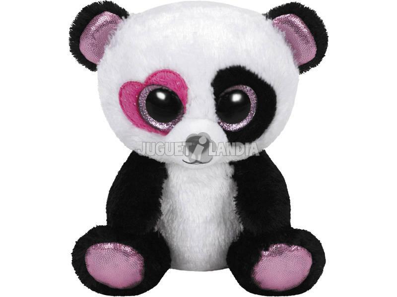 Peluche Mediano Mandy Panda Rosa