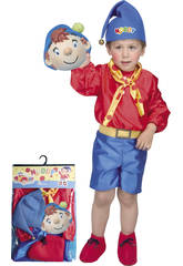 Costume Noddy Bebè Taglia M