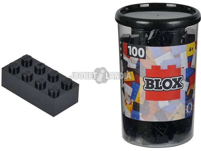 Blox Bote com 100 Blocos Pretos