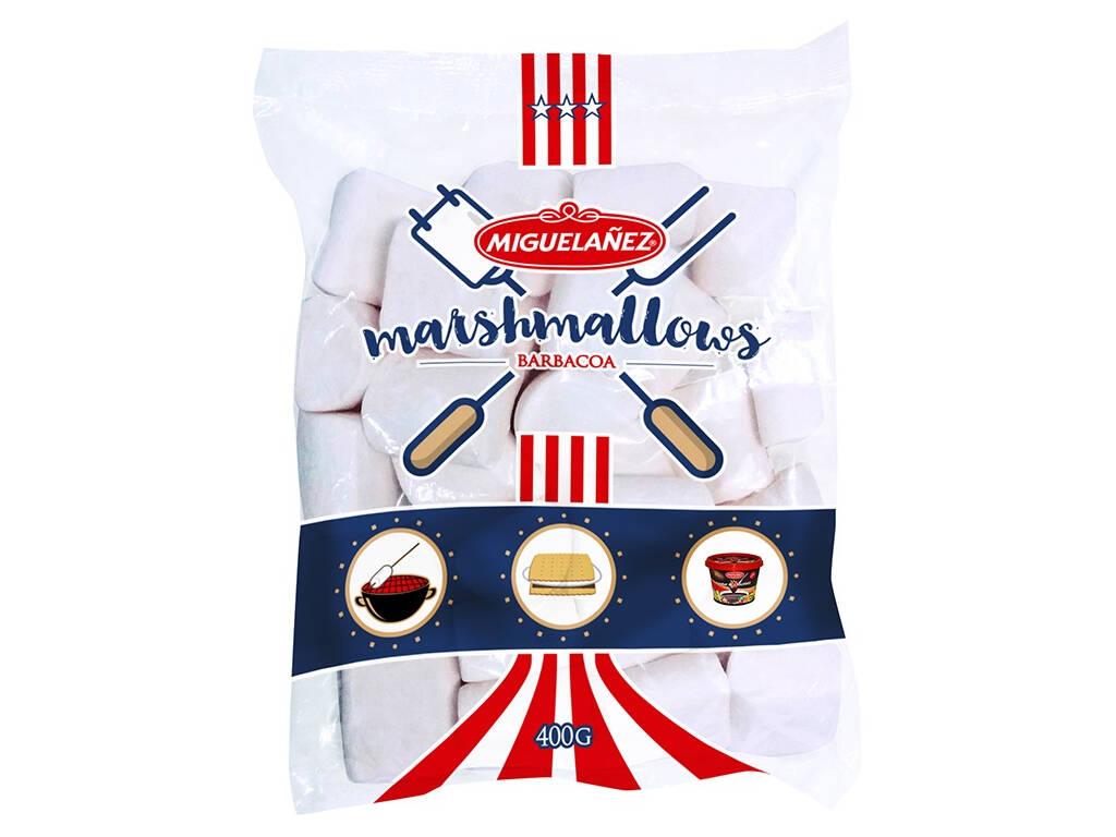 Marshmallow Barbacoa de 400 gr. Miguelañez 136000