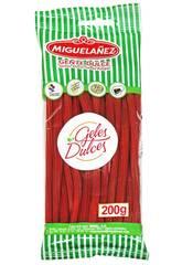 Erdbeere Lakritz-Tasche 200 gr. Von Miguelañez 135549