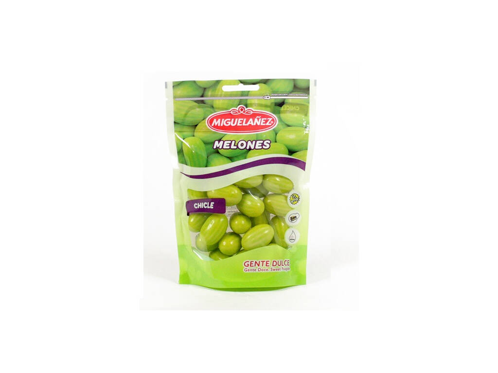 Doypack Melones Chicle 165 gr. Miguelañez 230090