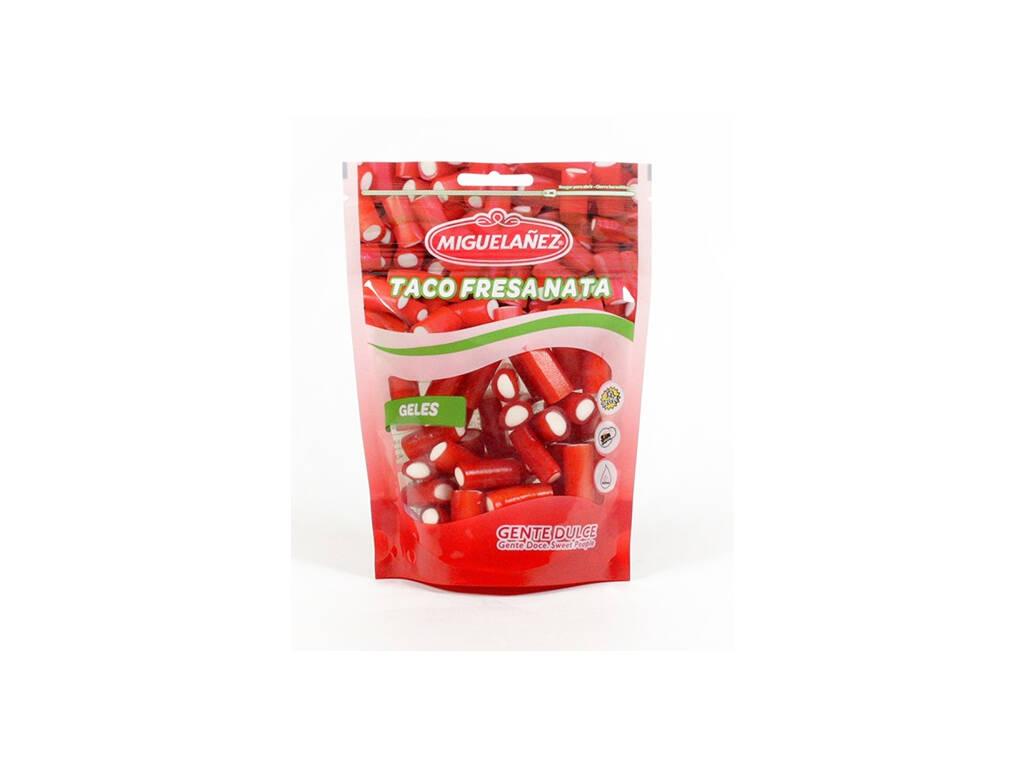 Doypack Taco Fresa Nata de 165 gr. Miguelañez 634030