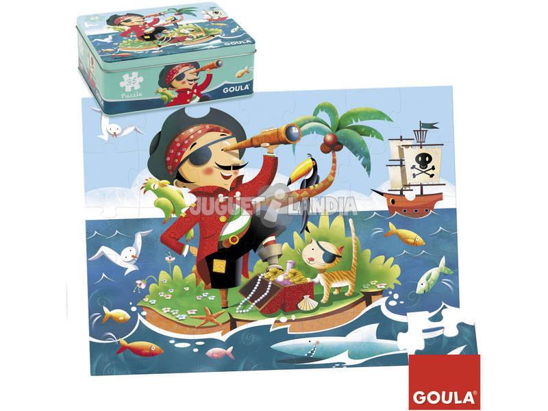 Puzzle 35 pirati