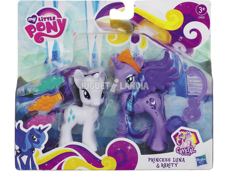My Little Pony Pack Princesas Cristal