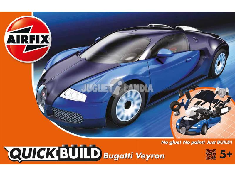 Quick Build Bugatti Veyron