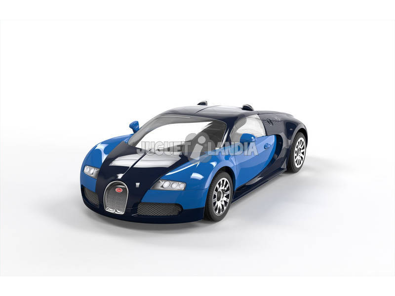 quick build bugatti veyron juguetilandia. Black Bedroom Furniture Sets. Home Design Ideas