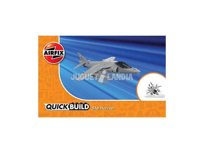 Quick Build Avião Bae Harrier