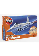 Quick Build Avion Eurofighter Typhoon