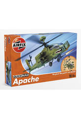 Quick Build Helicoptero Apache