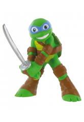 Figura Tortugas Ninja Leo