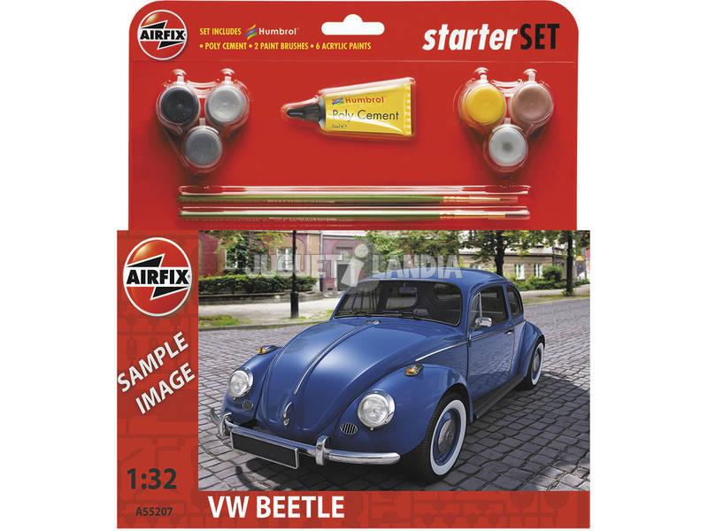 Maqueta 1:32 VW BETTLE