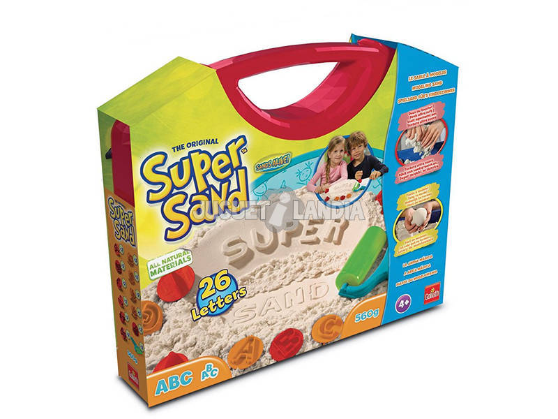 Super Sand Valigetta ABC