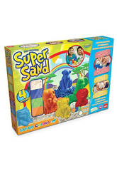 Super Sand Safari Color + Set Moldes Regalo