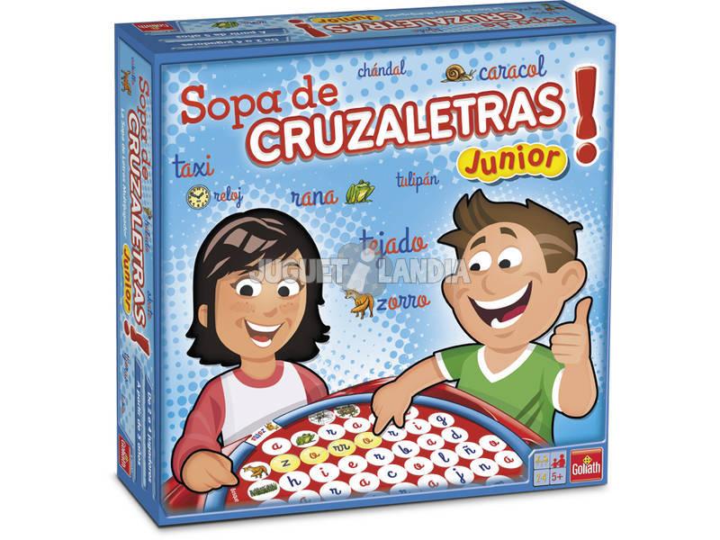 Sopa Júnior Cruzaletras