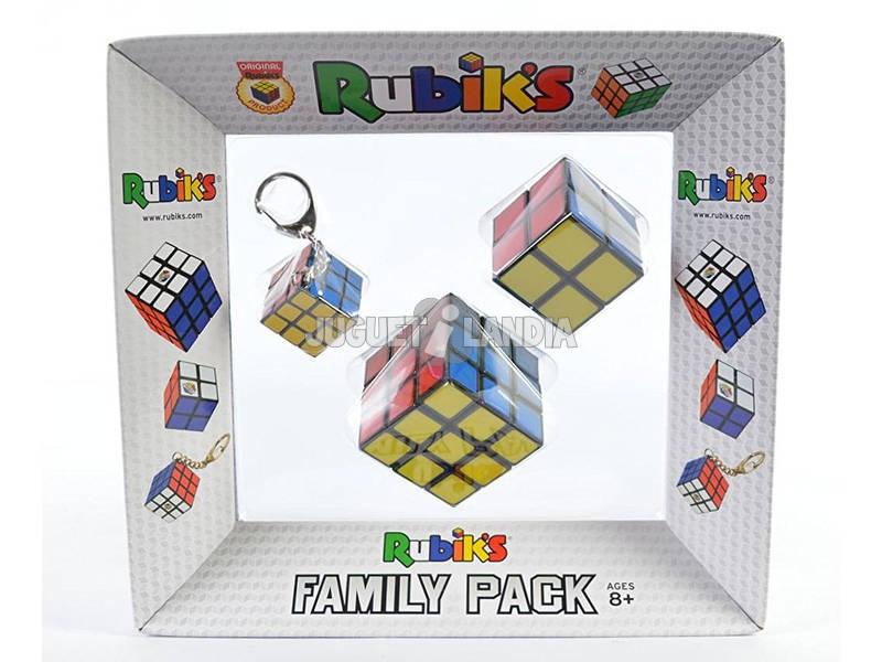 Cubo Rubik's Pack Familia