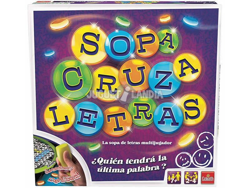Juego De Mesa Sopa De Cruzaletras