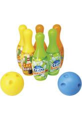 Bowling 6 Quilles avec 2 Boules
